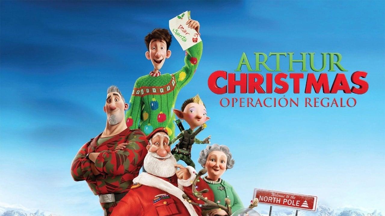 Arthur Christmas 4