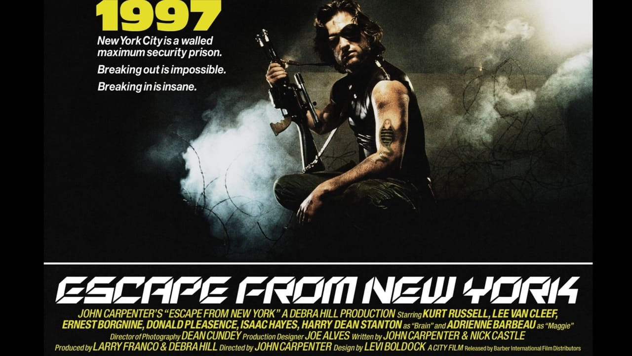 Escape from New York 1