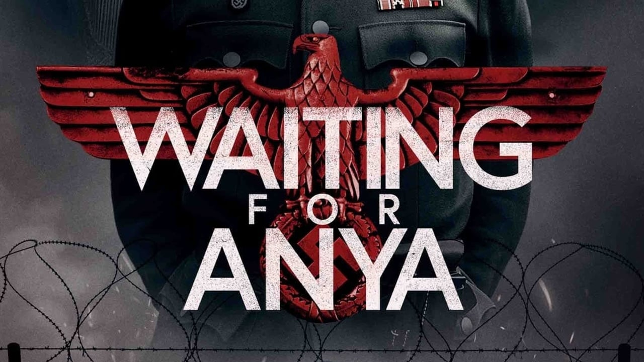 cover-Waiting for Anya