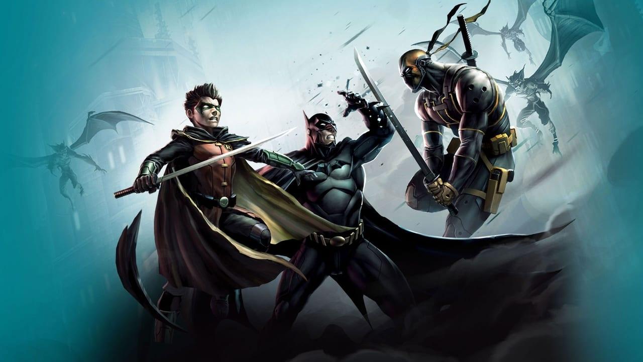 cover-El hijo de Batman