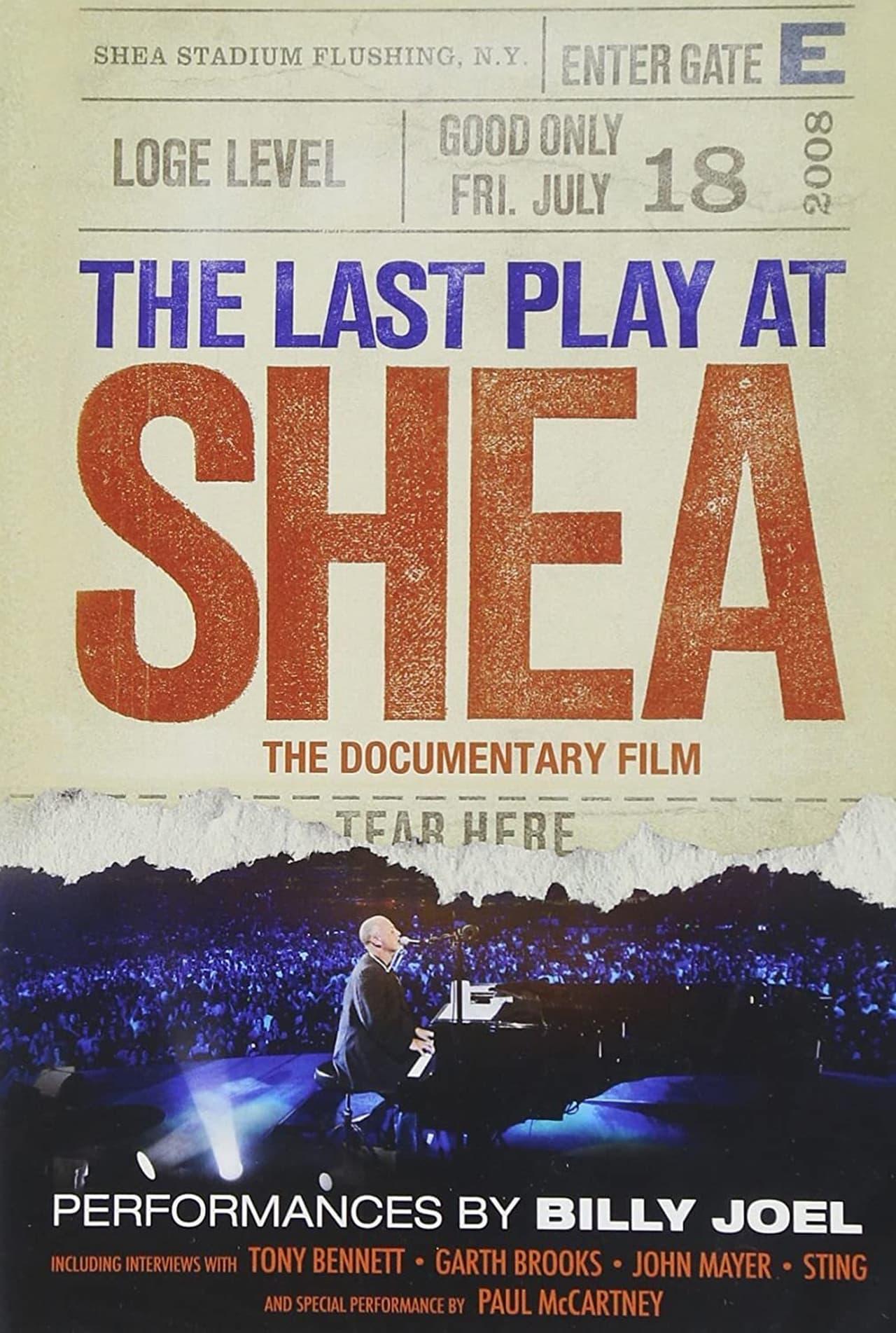 Billy Joel - The Last Play at Shea