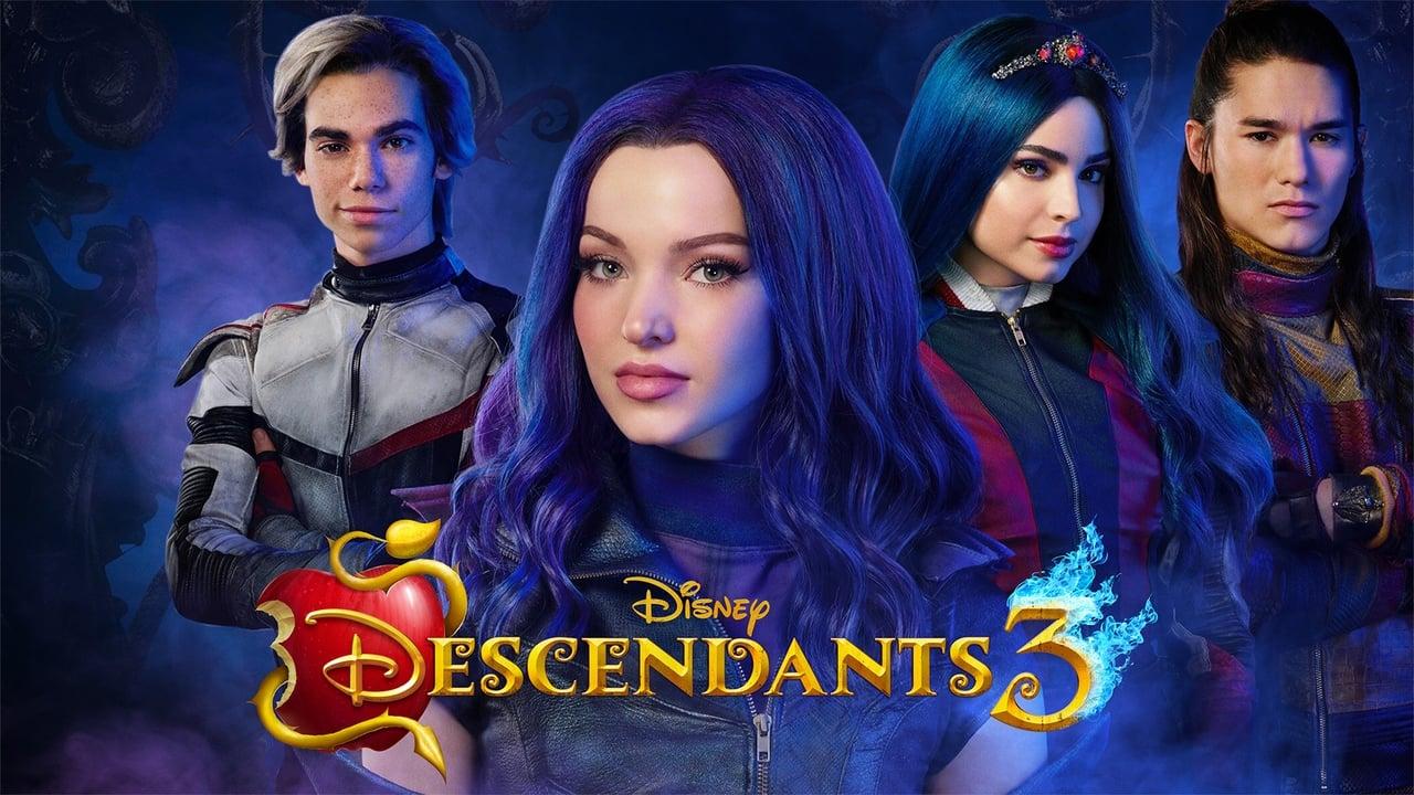 Descendants 3 2