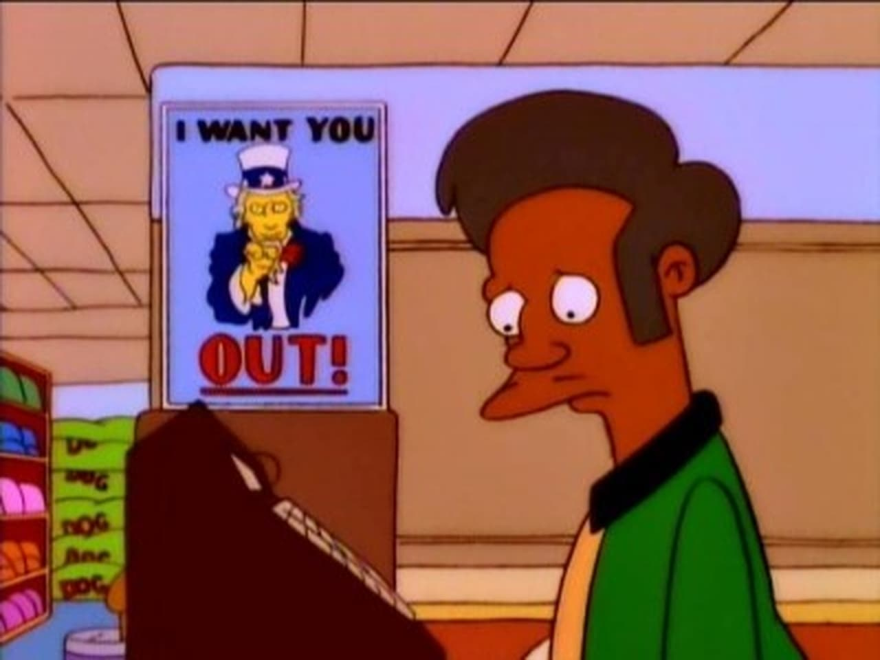 The Simpsons - Season 7 Episode 23 : Much Apu About Nothing