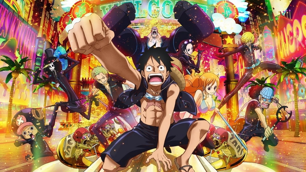 cover-One Piece Movie 13: GOLD