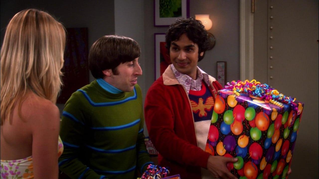 The Big Bang Theory - Season 1 Episode 16 : The Peanut Reaction