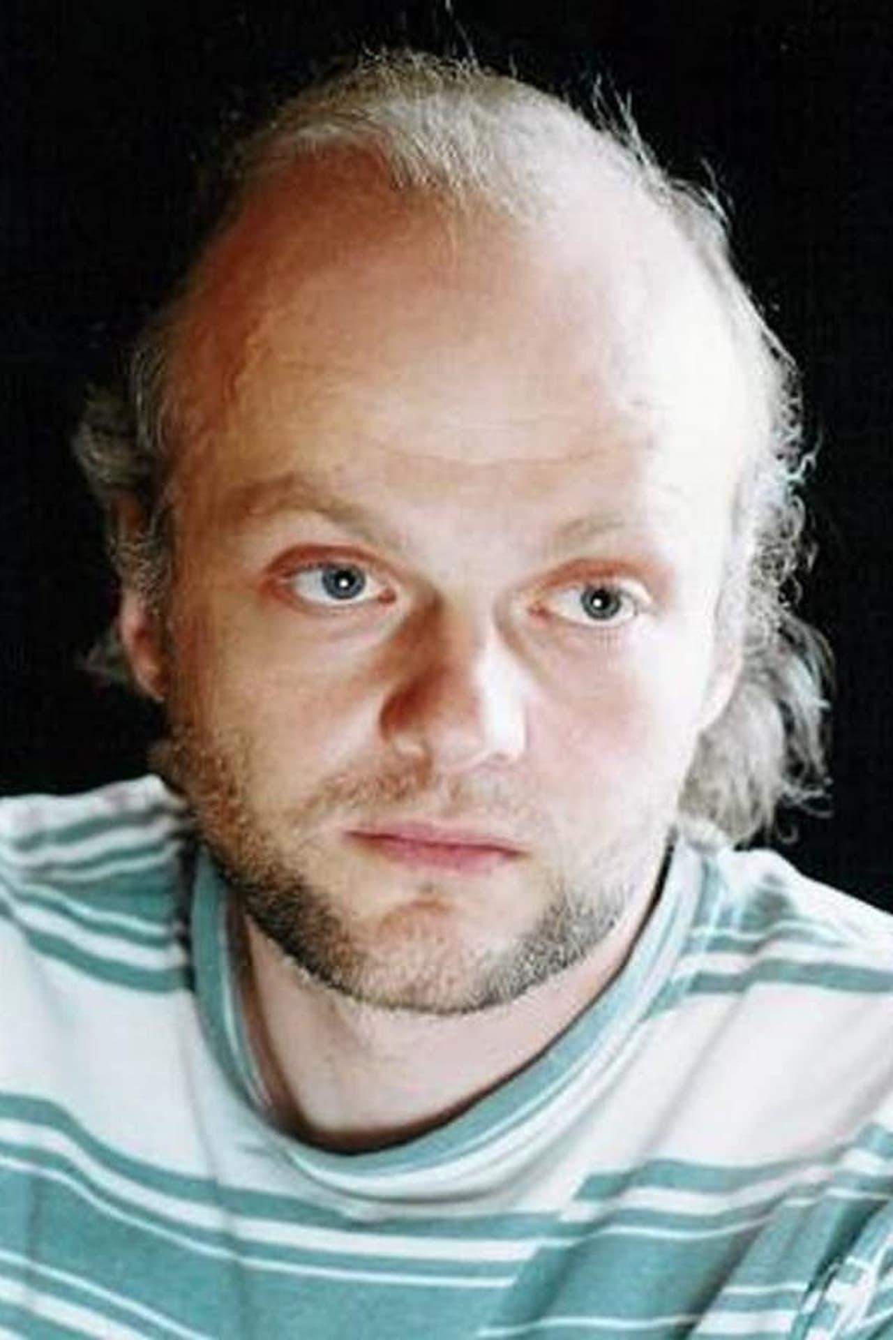 Sergey Barkovsky is