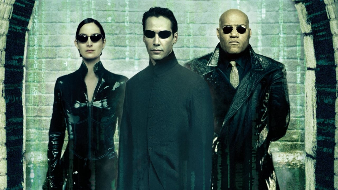 The Matrix Reloaded 4