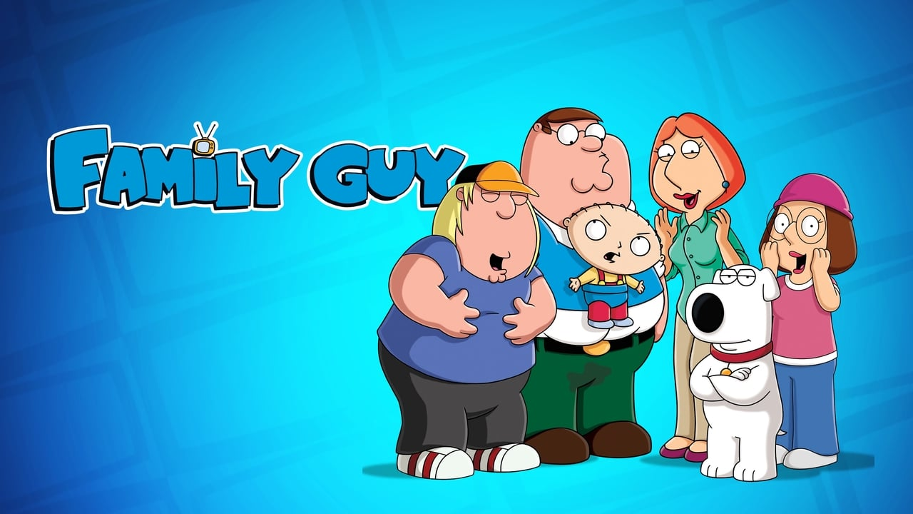 Family Guy Season 14 Episode 9 : A Shot in the Dark