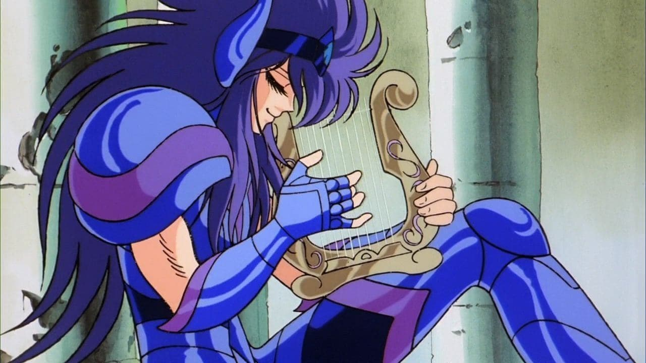 Saint Seiya: Evil Goddess Eris 1