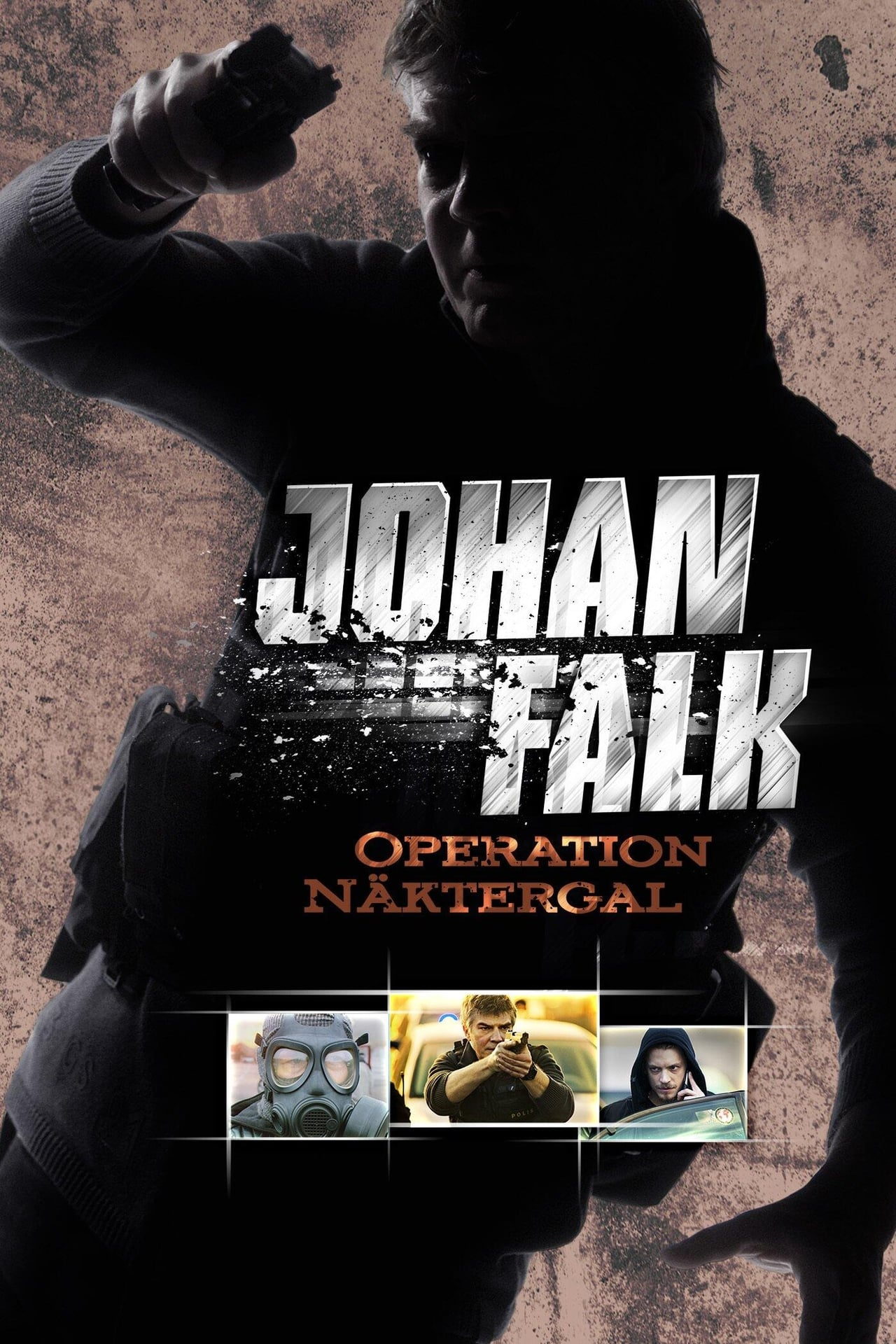 Johan Falk 5: Operation Näktergal