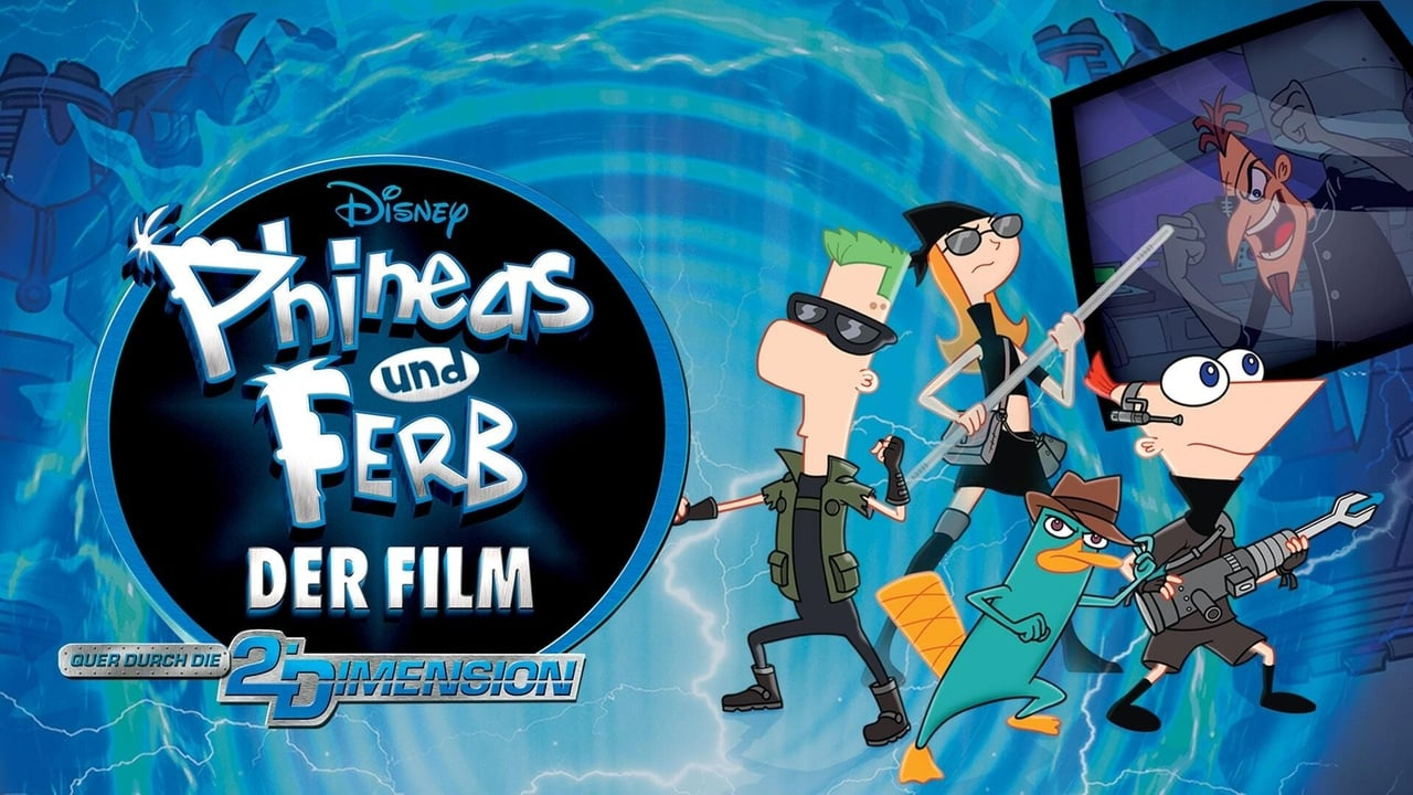 Phineas and Ferb the Movie: Across the 2nd Dimension 2