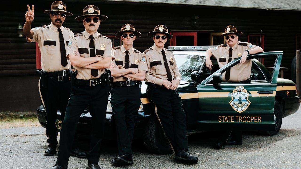 სუპერ პოლიციელები 2