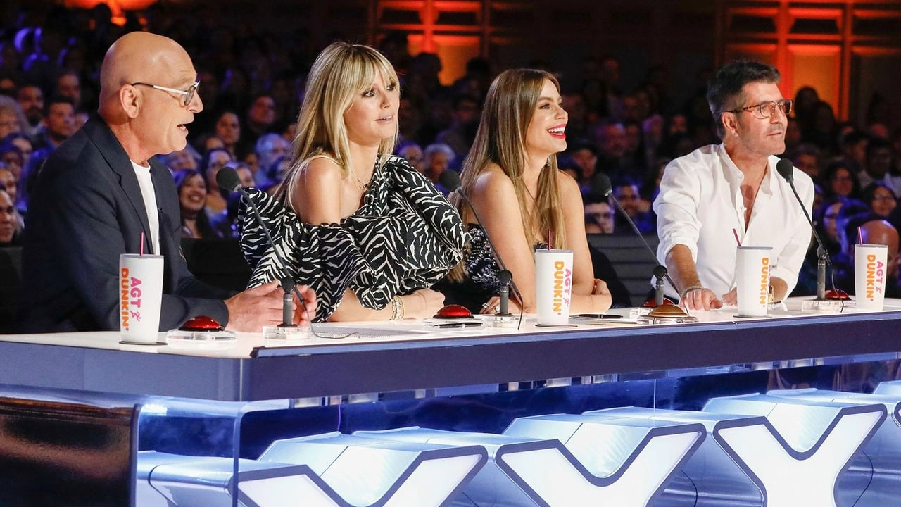 America's Got Talent - Season 15 Episode 1 : Auditions 1
