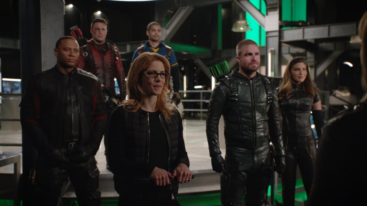 Arrow - Season 7 Episode 22 : You Have Saved This City