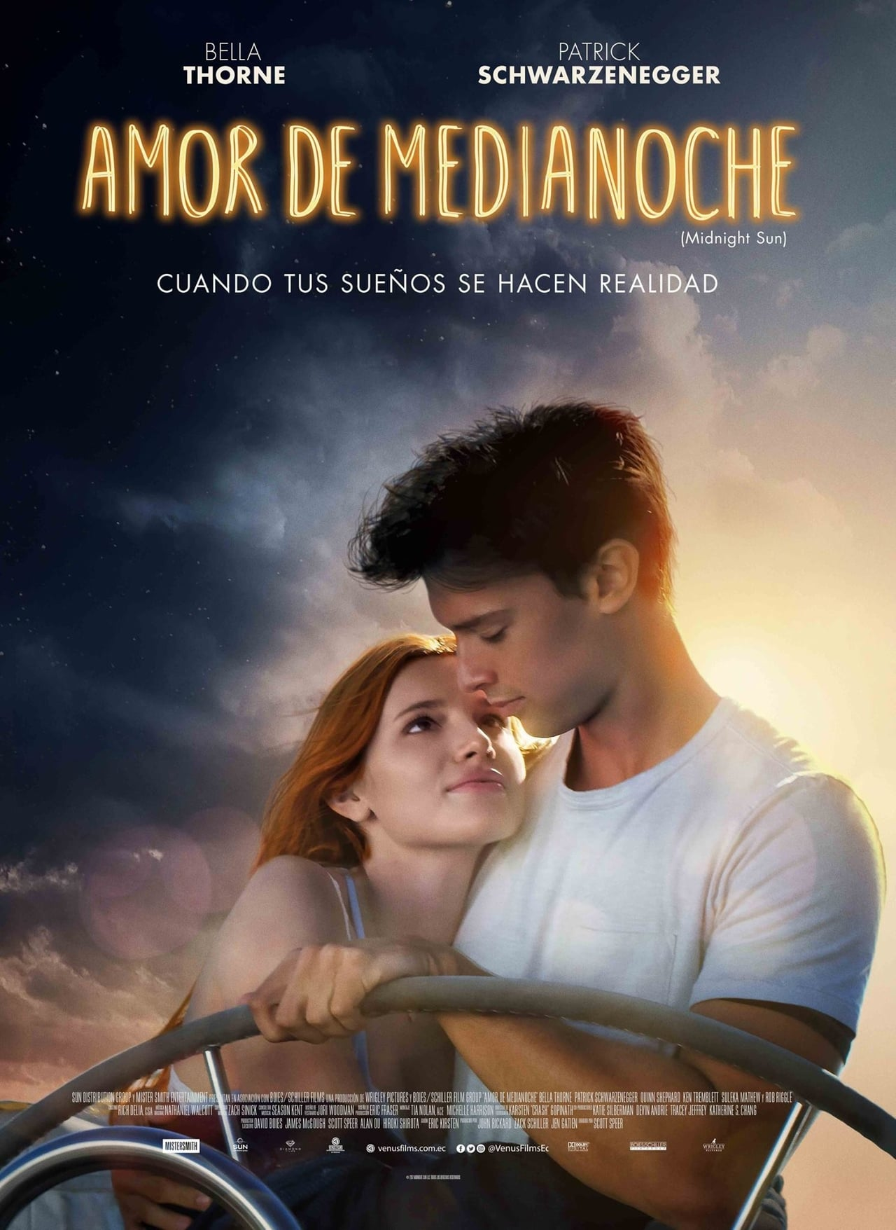 Watch Midnight Sun (2018) Full Length Movies at online
