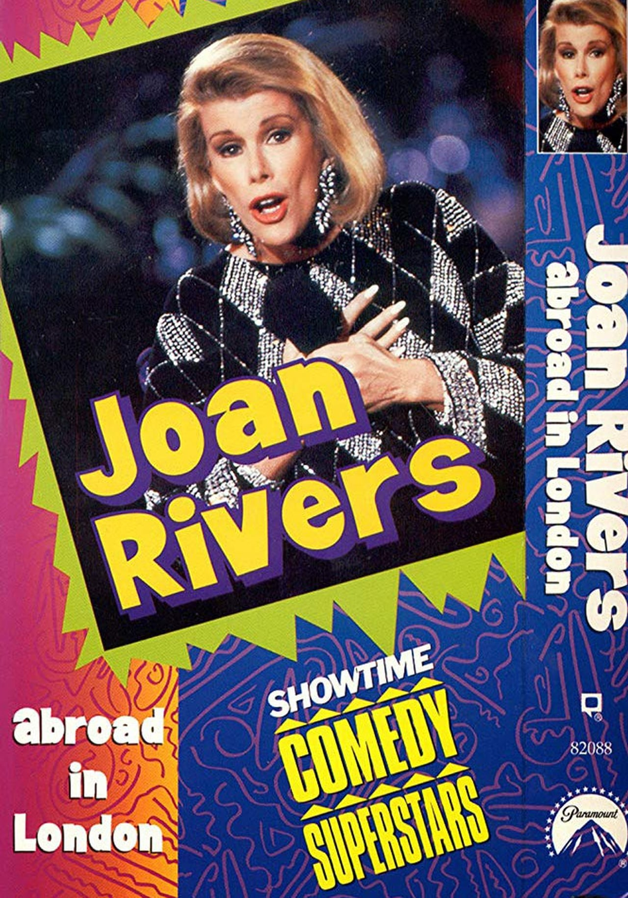 Joan Rivers: Abroad in London