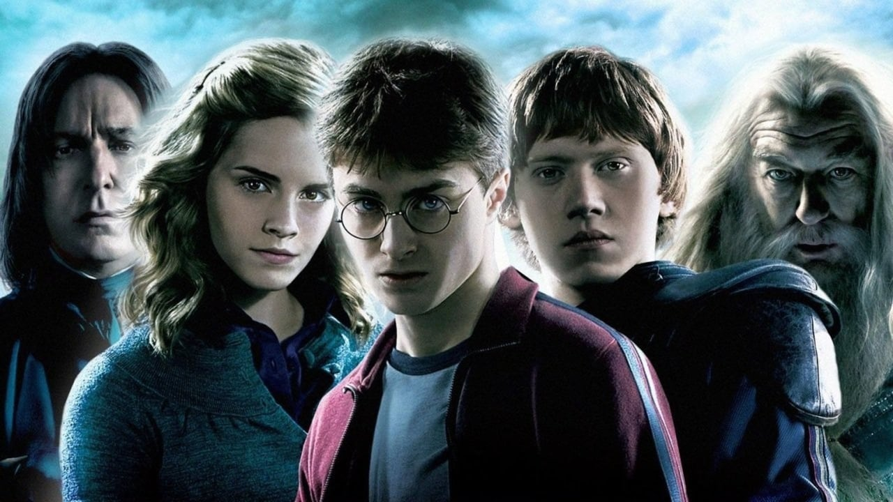 Wallpaper Filme Harry Potter e o Enigma do Príncipe