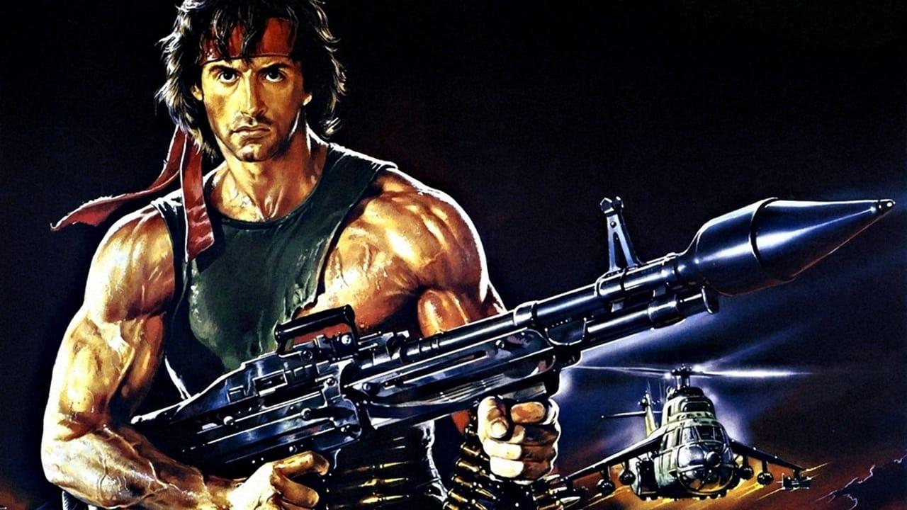 Rambo: First Blood Part II 3