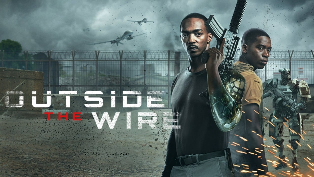 Outside the Wire 1