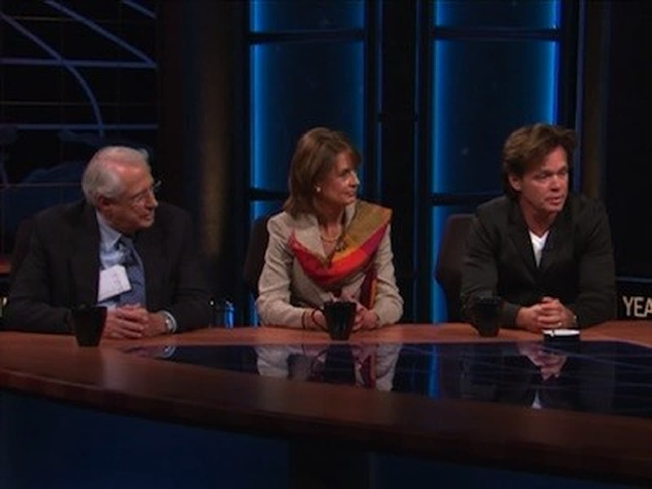 Real Time with Bill Maher - Season 5 Episode 16 : August 31, 2007
