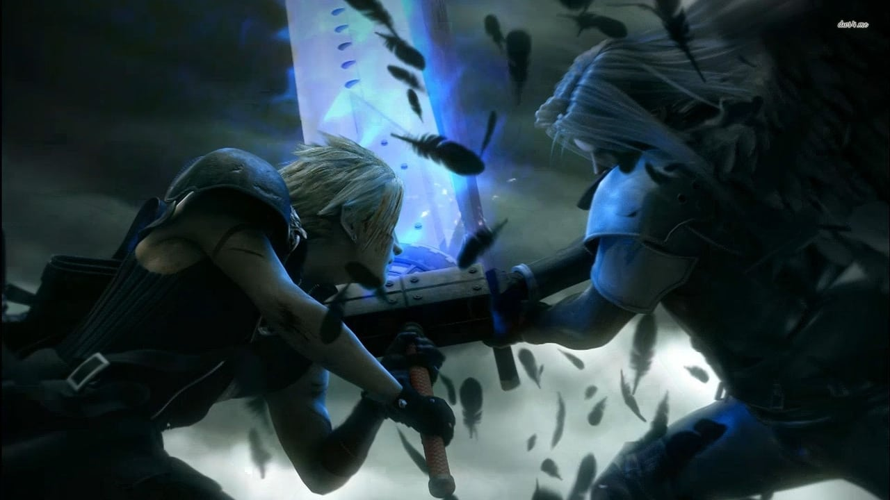 Final Fantasy VII: Advent Children 2