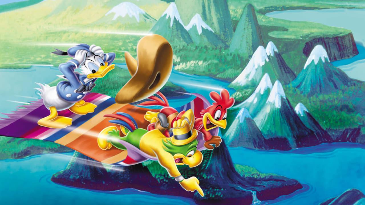 The Three Caballeros 5