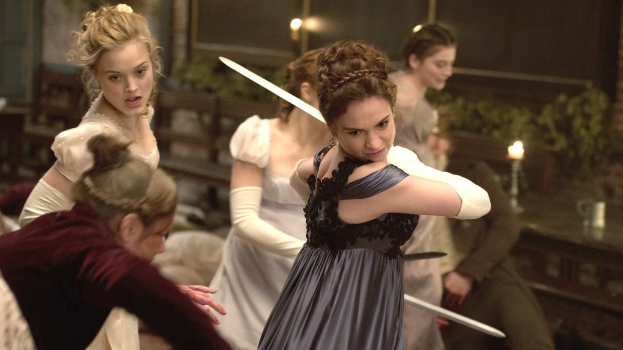 Pride and Prejudice and Zombies 1