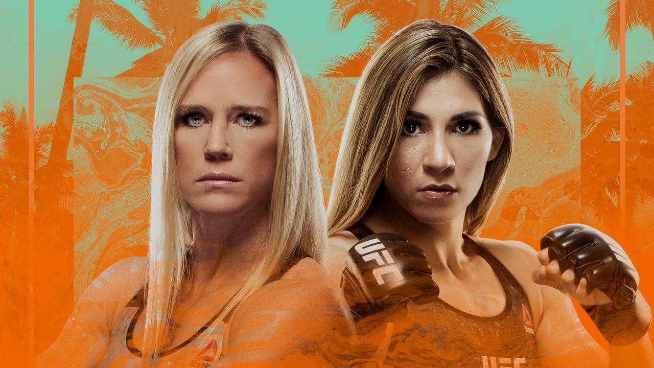 UFC on ESPN 16: Holm vs. Aldana 3