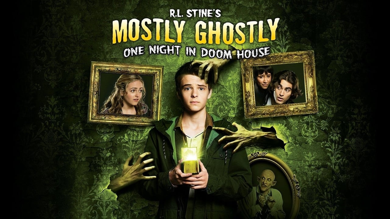 Mostly Ghostly 3: One Night in Doom House 1