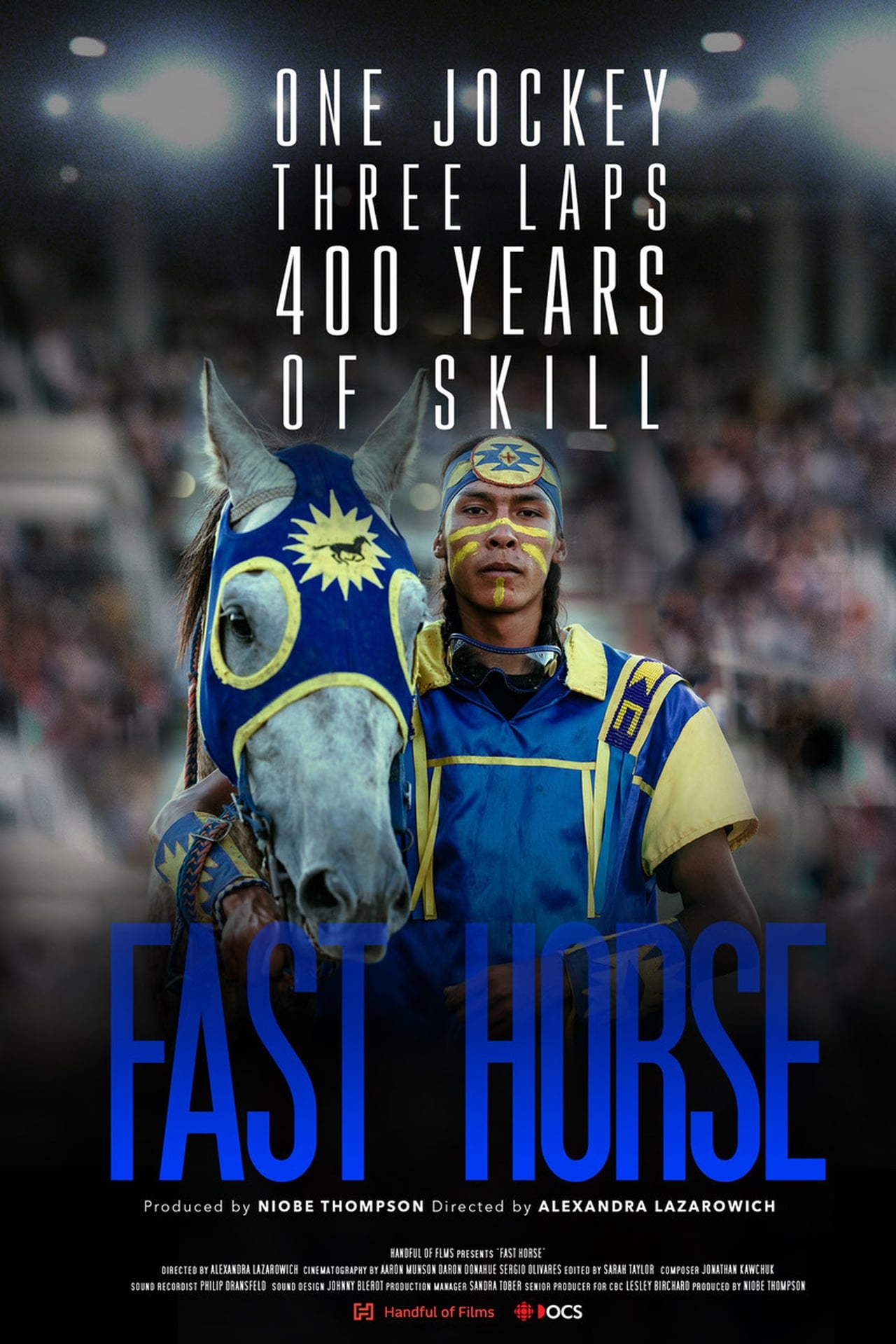 Fast Horse (2018)