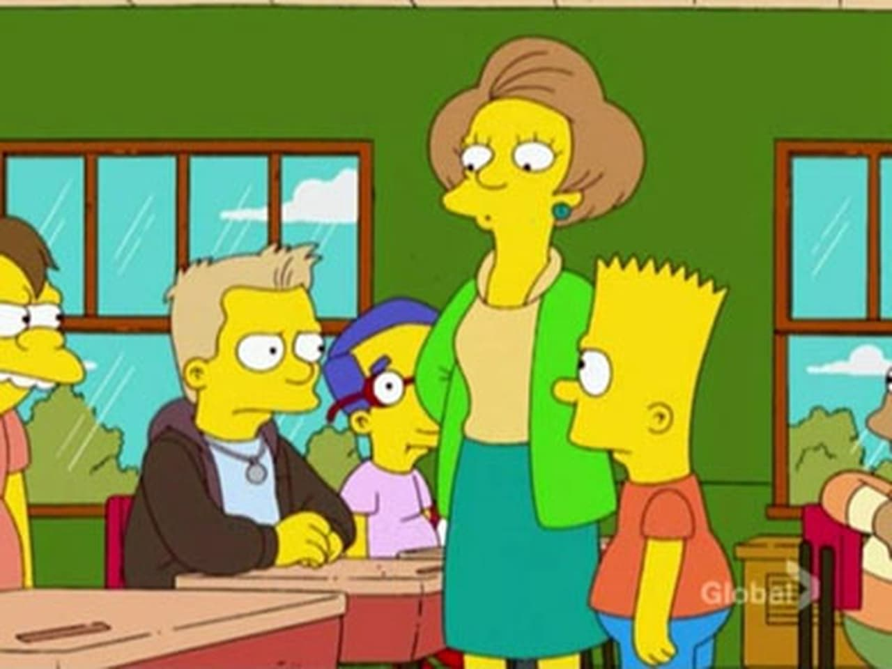 The Simpsons - Season 19 Episode 13 : The Debarted