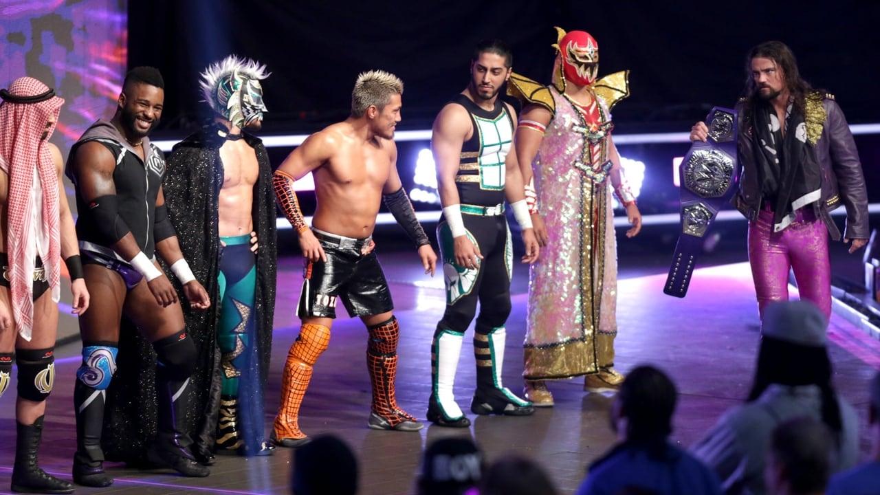 WWE 205 Live - Season 3