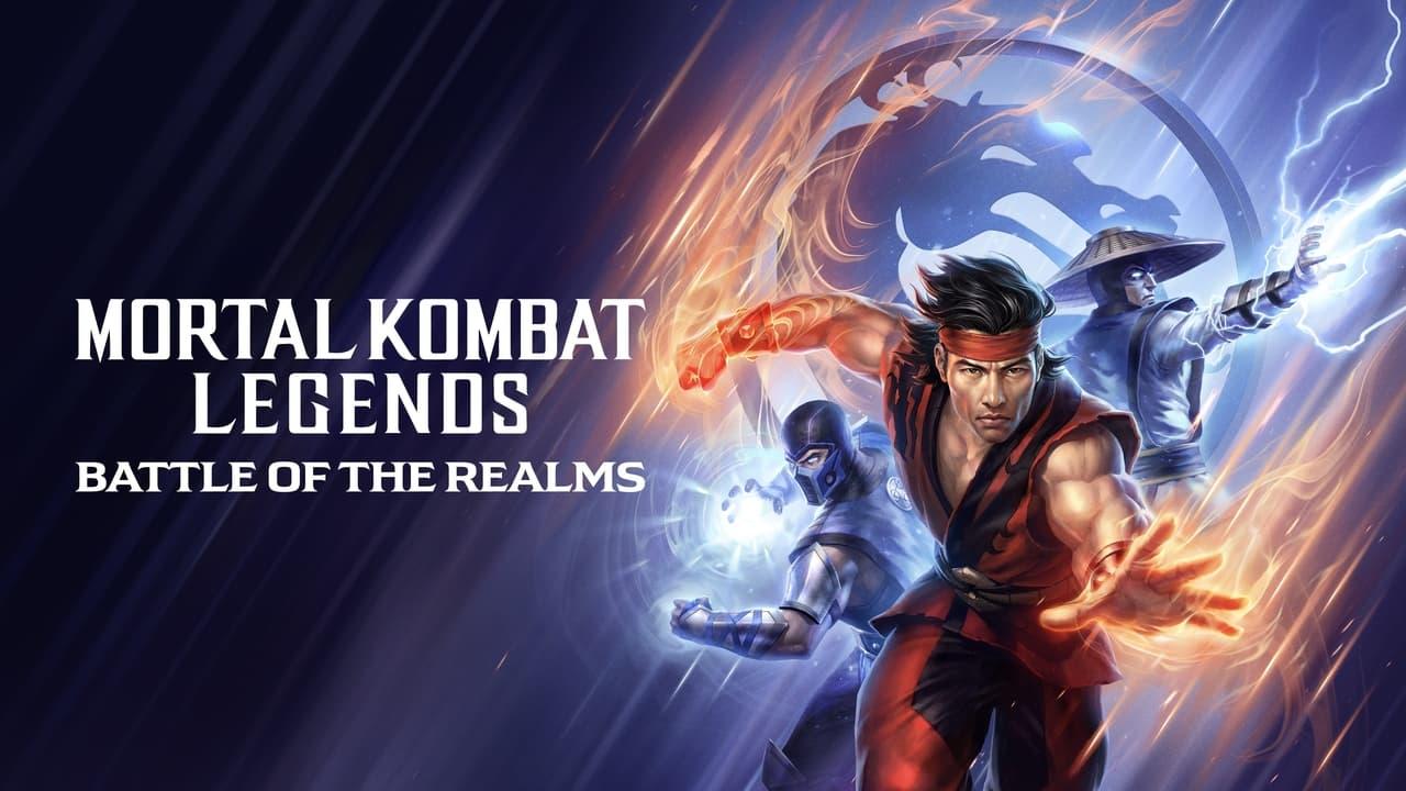 Mortal Kombat Legends: Battle of the Realms 5