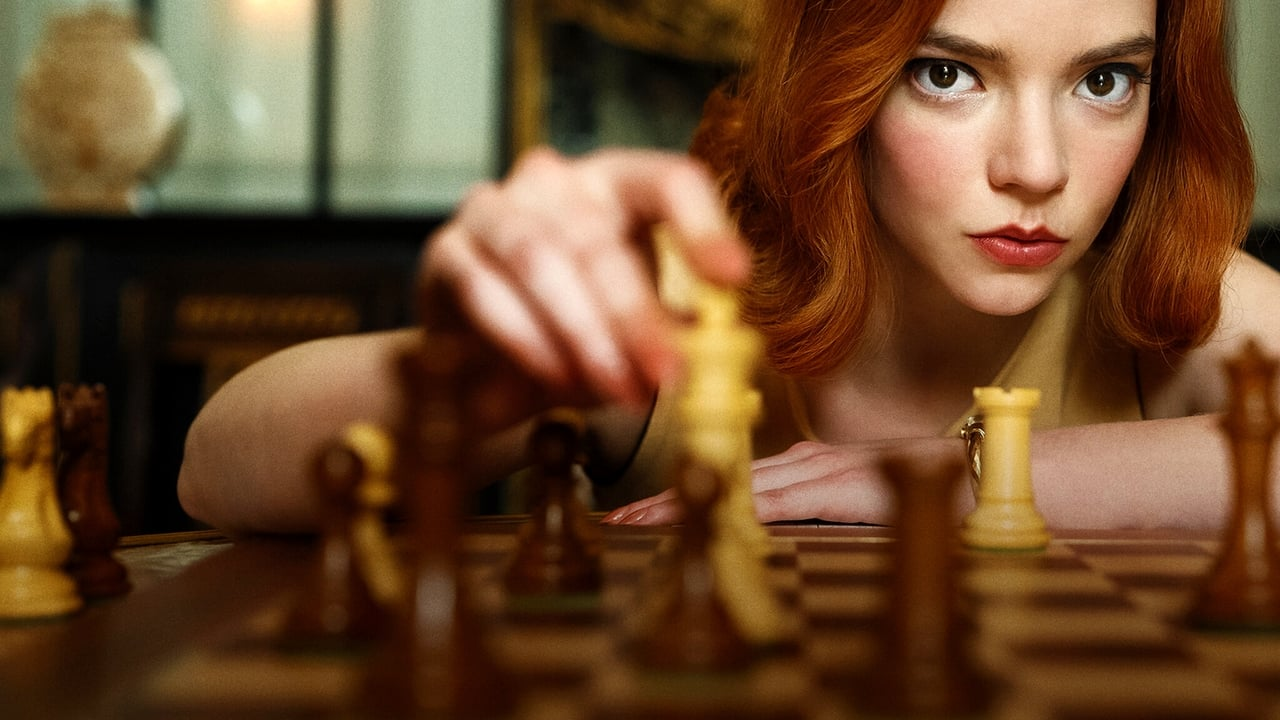 The Queen's Gambit Season 1 Episode 1 : Openings