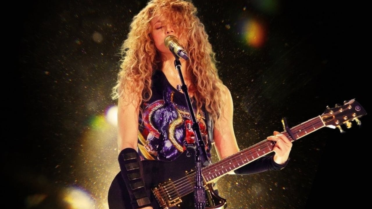 Shakira In Concert: El Dorado World Tour 4