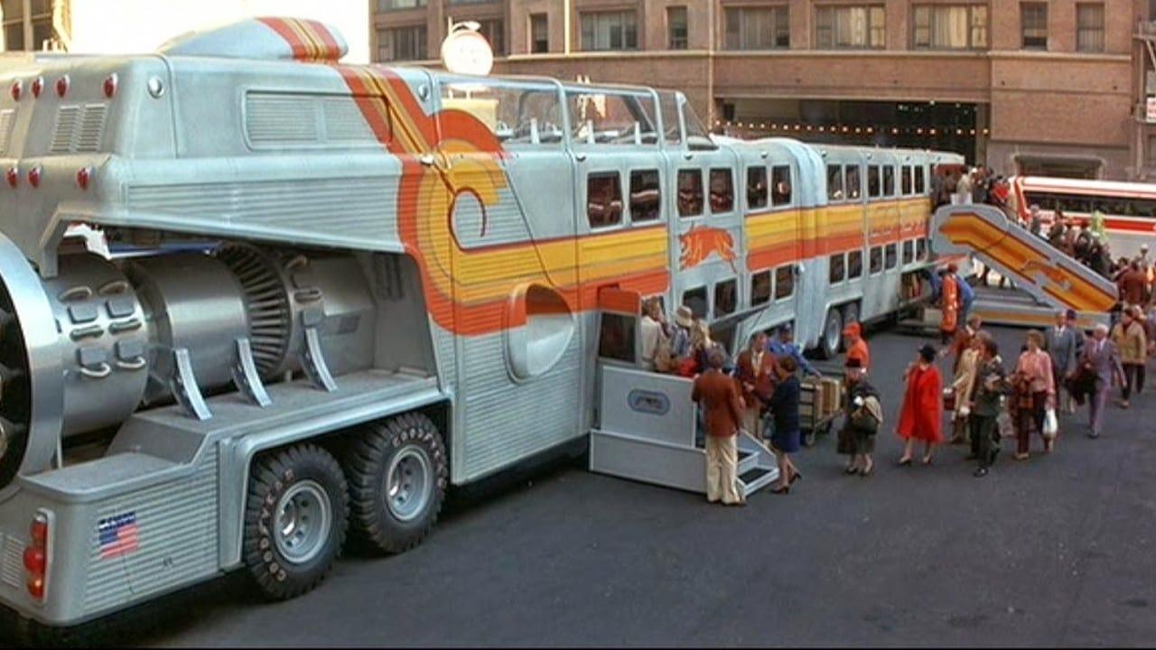 Le bus en folie