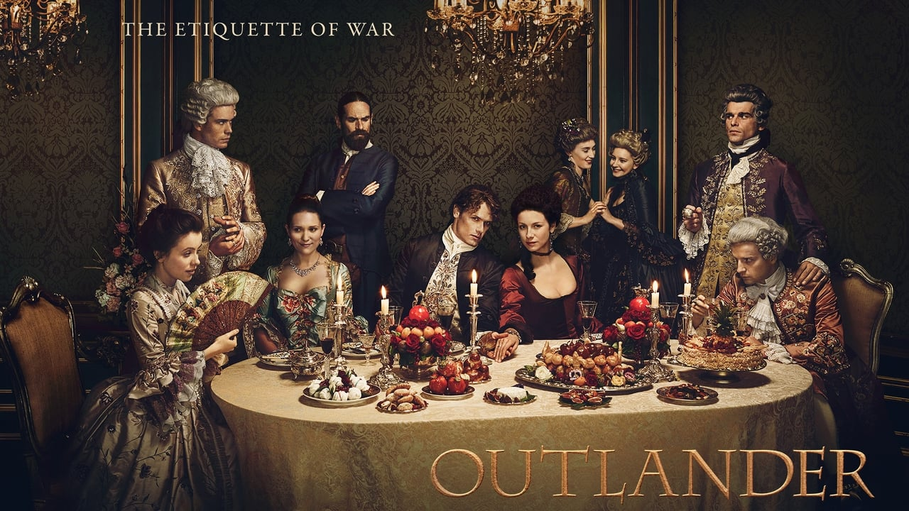 Outlander - Book One