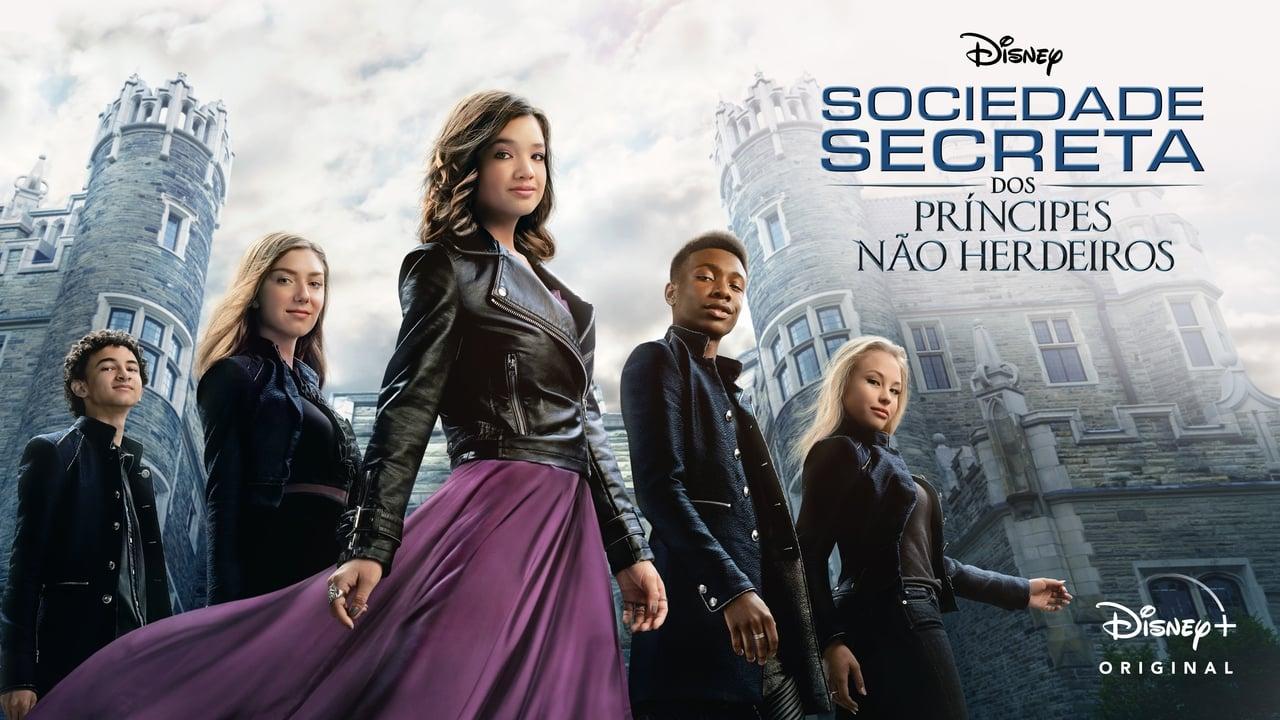 Secret Society of Second Born Royals 1