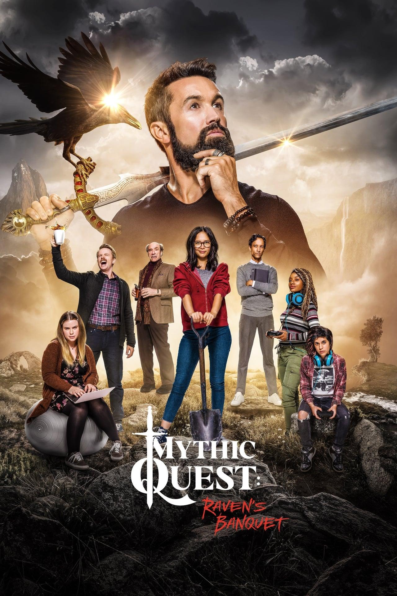 watch serie Mythic Quest: Raven's Banquet Season 1 online free