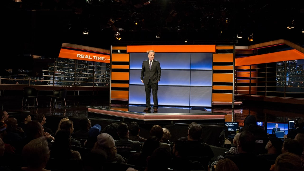 Real Time with Bill Maher - Season 18 Episode 6 : Episode 521
