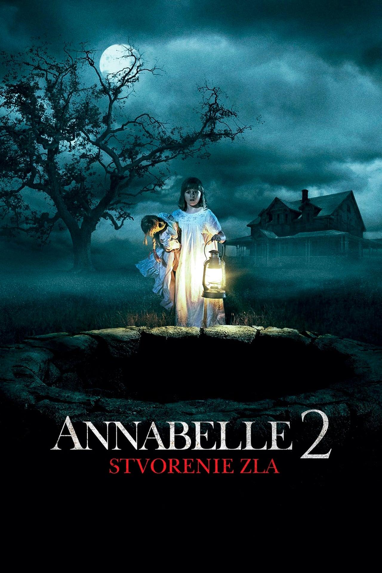 Annabelle Creation Stream