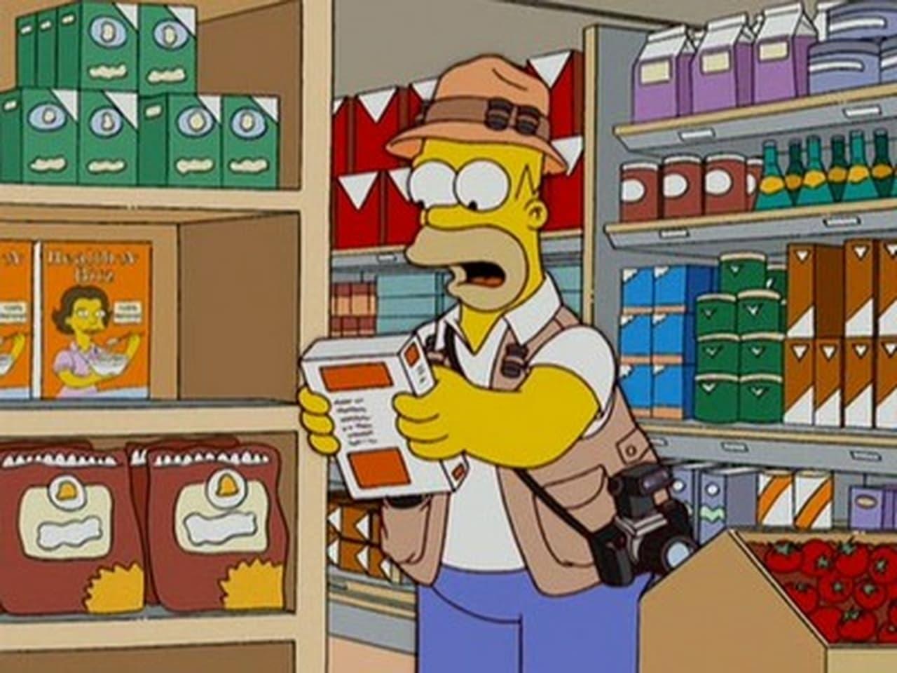 The Simpsons - Season 18 Episode 16 : Homerazzi