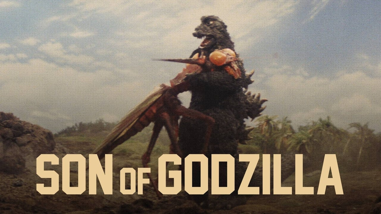 Son of Godzilla 1