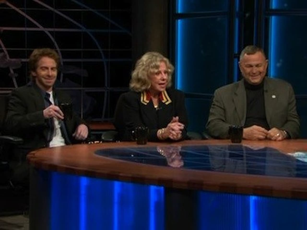 Real Time with Bill Maher - Season 4 Episode 7 : March 31, 2006