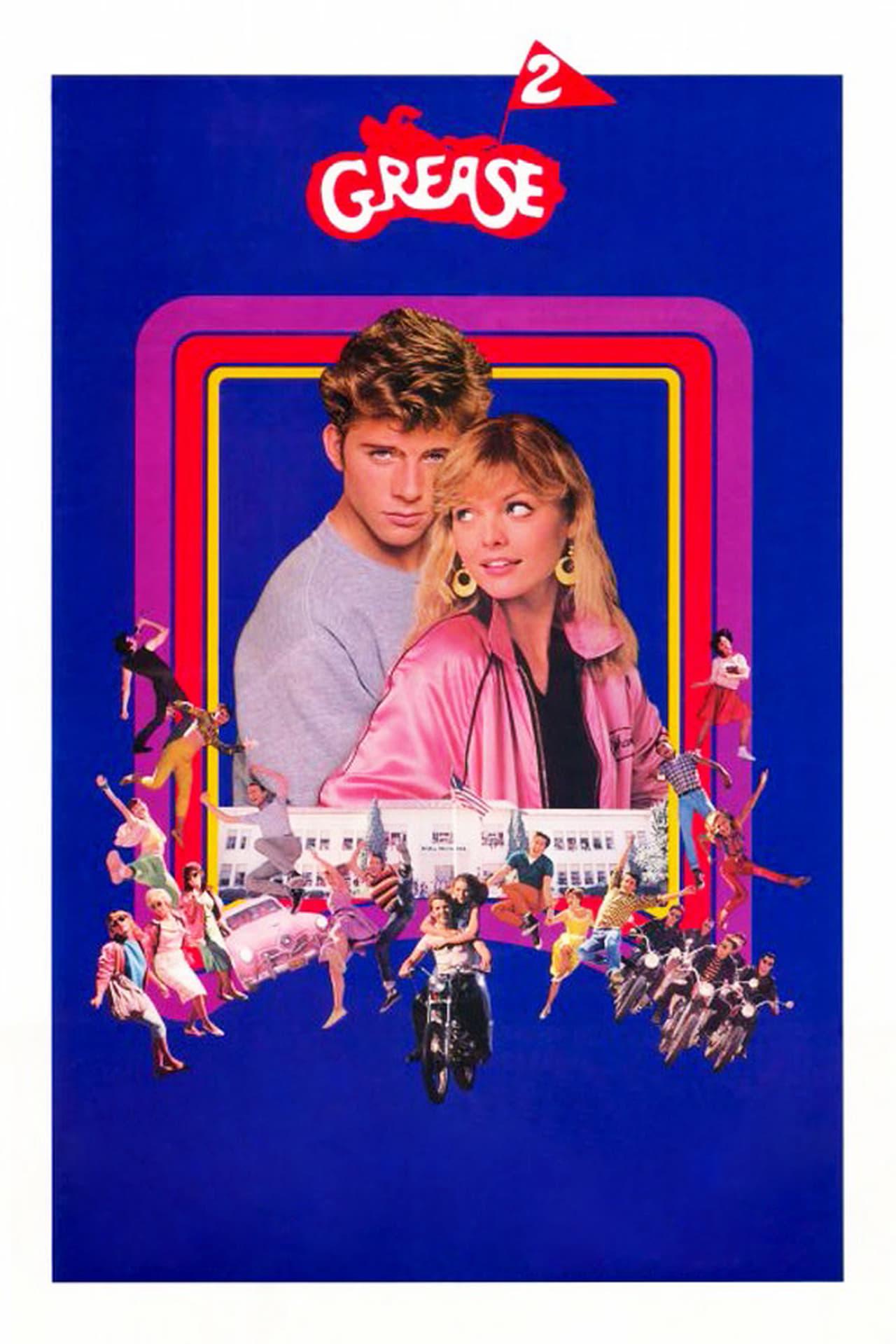 Ver Grease 2 1982 Online Latino Hd Pelisplus