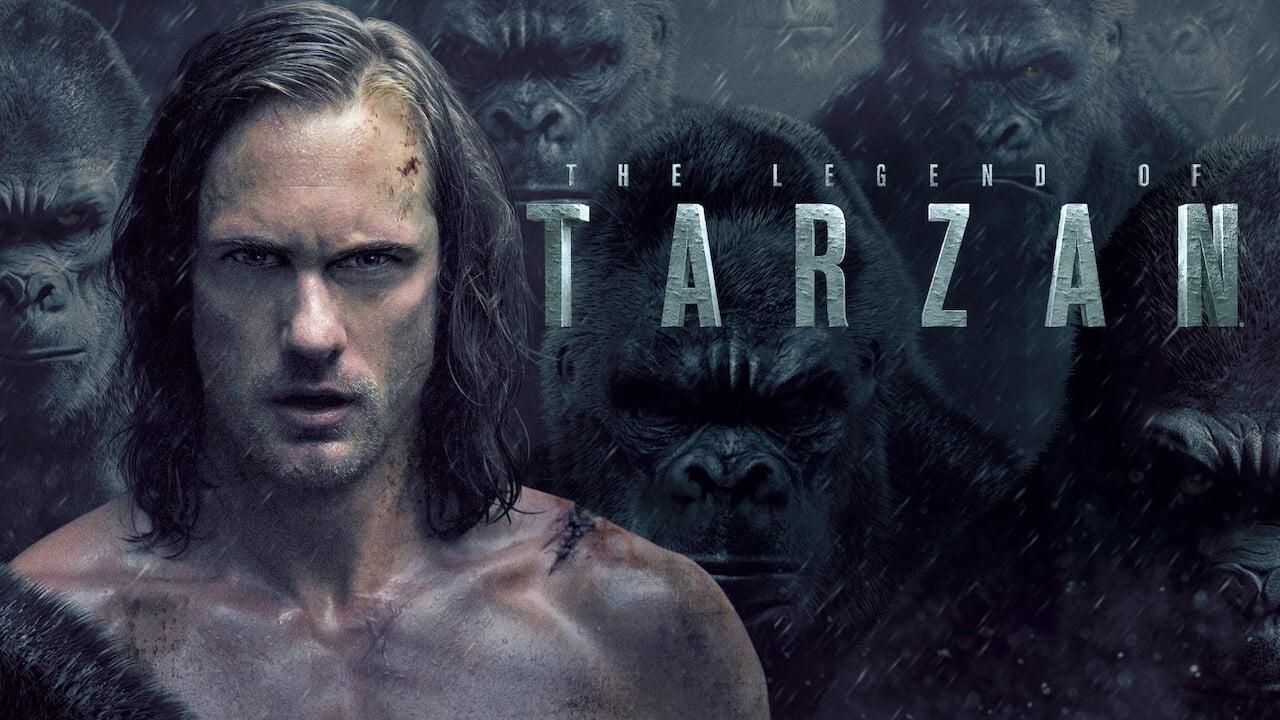 The Legend of Tarzan 5