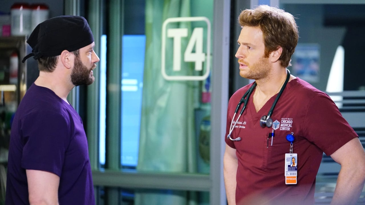 Chicago Med - Season 4 Episode 14 : Can't Unring That Bell