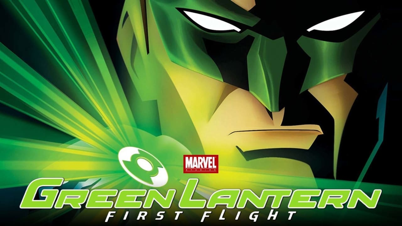 Green Lantern: First Flight 1
