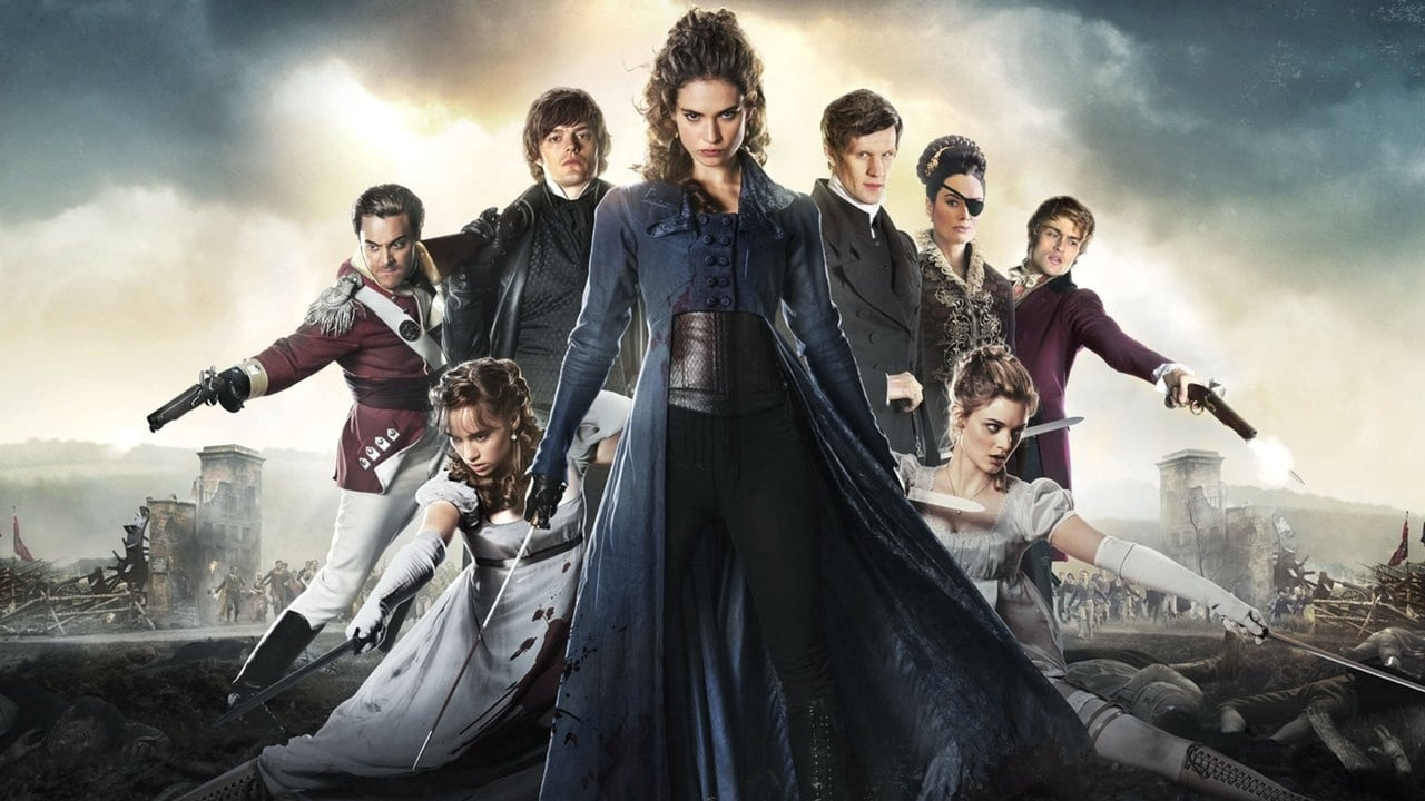 Pride and Prejudice and Zombies 3