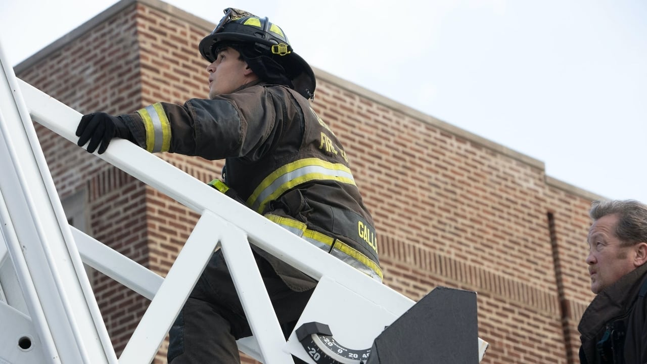 Chicago Fire - Season 9 Episode 3 : Smash Therapy (2021)